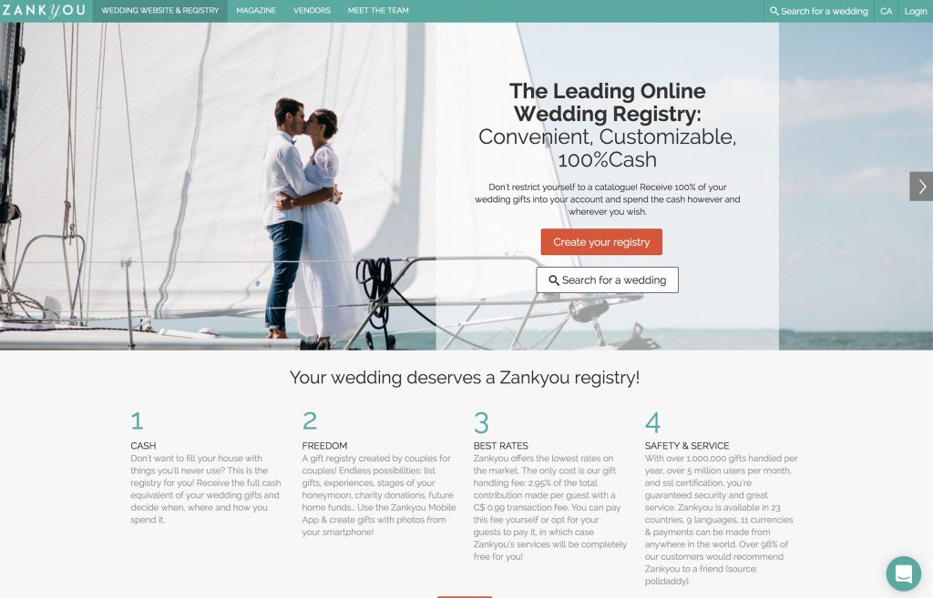 Our Top 5 Free Wedding Websites - Weddings at Executive Hotels